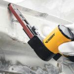 Promo lancio Mirka PBS levigatrice pneumatica a nastro